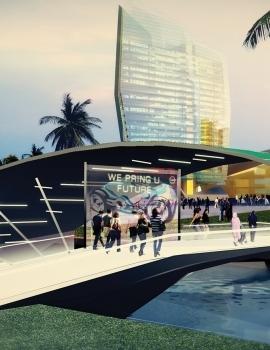 Future Foot Bridge
